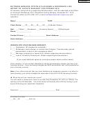 Rutgers Newark Office Of Housing-residence Life Vacate Request Form