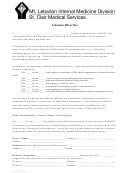 Advance Directive Medical Form