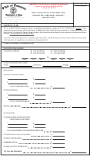 Form Ss-6039 - New Charitable Organization Quarterly Financial Report (unaudited)