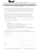 Financial Payment Policy-family Medical Center Form