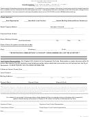 Registration Form - Rental Housing Inspection Program