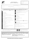 Form Vtr-999 - Application For A Specialty License Plate
