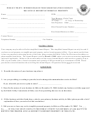 7 Residential Property Disclosure Form Templates free to download ...