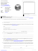 Renewal Of Registration Of Domestic Or Foreign Limited Partnership Application Form 35-12-611, Mca, 35-12-618, Mca, 35-12-1311, Mca - State Of Montana 2011