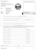 Cancellation Of Domestic Limited Partnership Or Limited Liability Limited Partnership Form 35-12-603, Mca - State Of Montana 2011