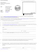 Reinstatement Of Domestic Limited Partnership Application - Montana Secretary Of State - 2009