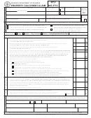Form Mo-ptc - Property Tax Credit Claim - 2012