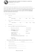 State Form 44885-application For License To Operate A Hospital Pursuant To Ic 16-21-2