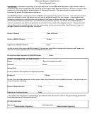 High School Dance Guest Form