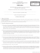 Form N-8b-4 - Registration Statement Of Face-amount Certificate Companies - Securities And Exchange Commission