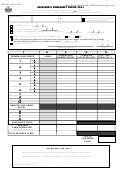 Form Rp-305-r-ws-assessor's Worksheet For Rp-305-r