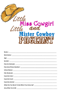 Pageant Form-mister Cowboy-scotts Bluff County Fair Grounds