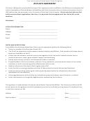 Affiliate Agreement Form-the University Of Utah Sport Clubs Program