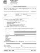 Form E126 - Notice Of Trust Deposit Release July 2000