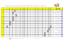 Gregorian-lunar Calendar Conversion Table Template Of 2019