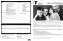 Financial Assistance Program Application Form - Ymca