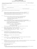 Clinical Findings For Restoration Benefits Determination Form