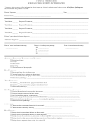Clinical Findings For Surgical Perio Benefits Determination Form