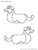 Clothespin Dog Sheet