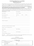 Official Protest Form