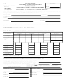 Form Ui-28 - Employer's Claim For Adjustment / Refund - Illinois Department Of Employment Security - 2013
