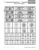 Bill And Coin Models Template