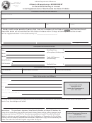 Form St-137ac - Affidavit Of Exemption By A Nonresident For Out-of-state Delivery Of Aircraft To Be Registered And/or Titled Outside The State Of Indiana