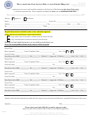 Non-certified Continuing Education Credit Request Form