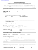 Request For Approval Of Leave Of Absence From Campus Form