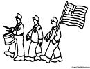 Coloring Sheet - Veterans Day