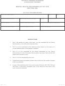 Mental Health Procedures Act Of 1976