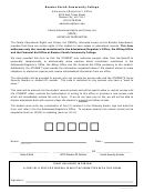 Family Educational Rights And Privacy Act (ferpa) Access Authorization