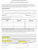 Suspected Child Abuse Reporting Form