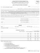 Form C4 - Application For Normal Retirement - 2011