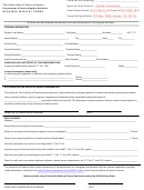 Required Medical Forms University Of Texas At Austin