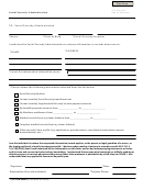 Fillable Form Ssa 3288 Social Security Administration Consent