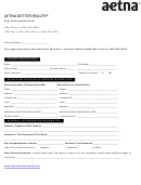 Top 6 Aetna Prior Authorization Form Templates free to