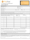 Daycare Claim Form