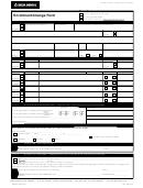 Form Dd2-001 - Enrollment Change Form Delta Dental