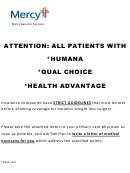 Sample Insurance Letter Of Medical Necessity