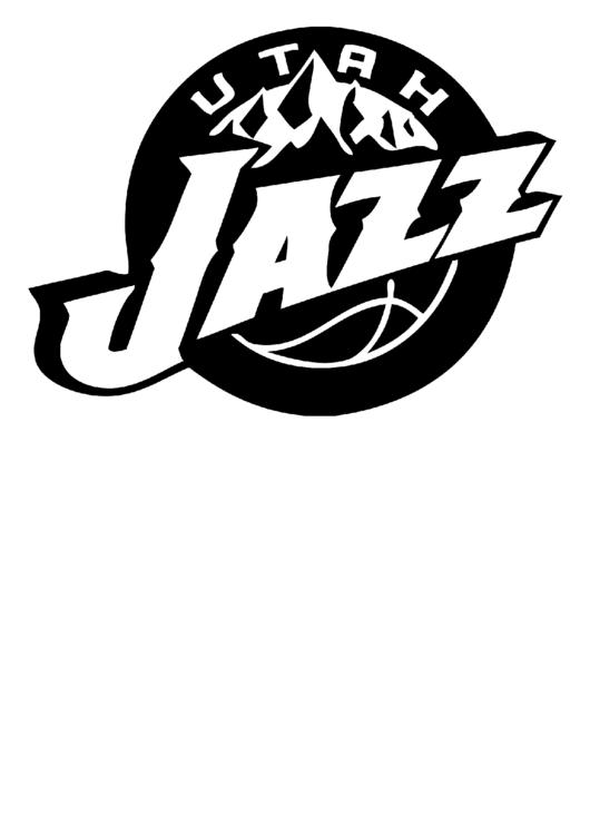 Coloring Sheet - Jazz
