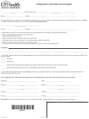 Designation Of Health Care Surrogate Form