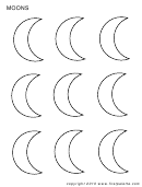 Moons Template