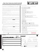 Form Sd 40p - School District Income Tax Payment Voucher - 2006