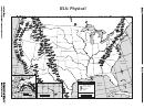 Usa: Physical Template