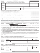 Form Vt 8453 - Individual Income Tax Declaration For Electronic Filing - 2006
