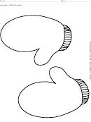 Handwriting Paper Template