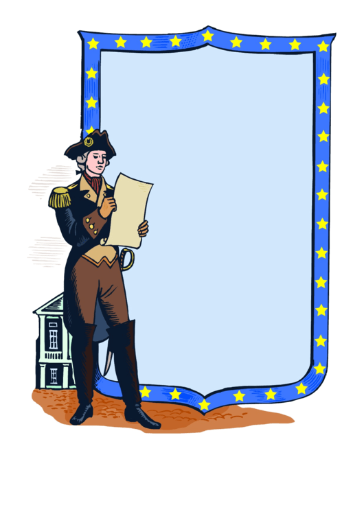 Coloring Sheet - Patriotic