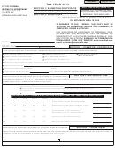 Exemption Certificate/alternate 1040/signatures - City Of Norwalk - 2013