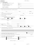 Form 1900.25 - Texas - Debt Collection Template